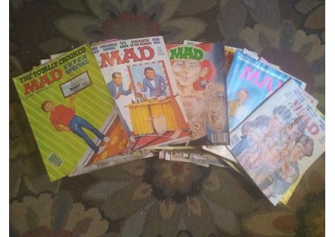 Mad magazine collection