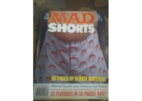 Mad magazine, Mad Shorts