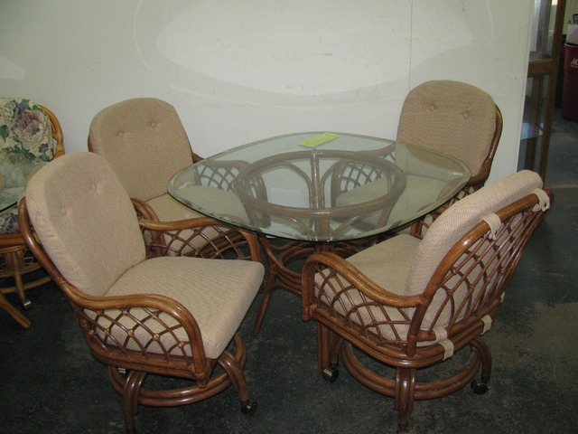 Sunroom Rattan Furniture In Rock County, Wisconsin   Sauk County Buy, Sell,  Trade